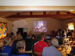 Filmvisning på Bastbergsdagen 2012