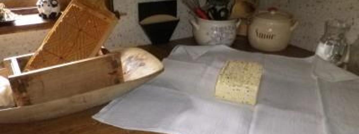 Smör, ost & messmör