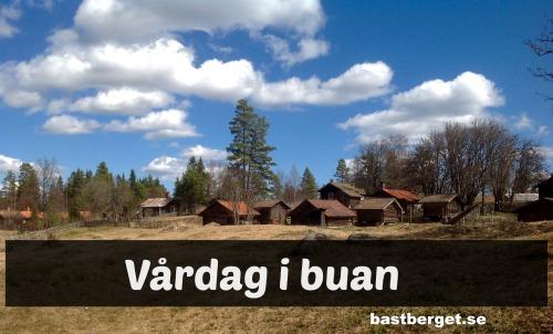 Vårdag i Bastberget